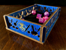 Load image into Gallery viewer, Choose Your Weapon! Dice Tray - Tabletop Artisans