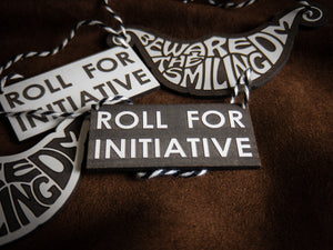 Roll For Initiative Ornament - Free US shipping! - Tabletop Artisans