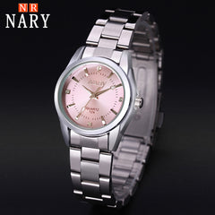 NARY New Fashion watch women's Rhinestone