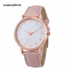 Susenstone 2018 Fashion Women Watch Luxury