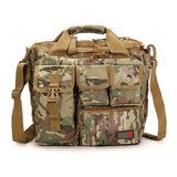Outdoor Sport Laptop Camera Mochila Men Messenger Bag Travel Tactical Multifunction Bag
