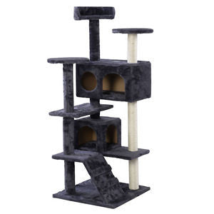 Cat Tree Tower Condo Furniture Scratch Post Kitty Pet House - Price Drop Online