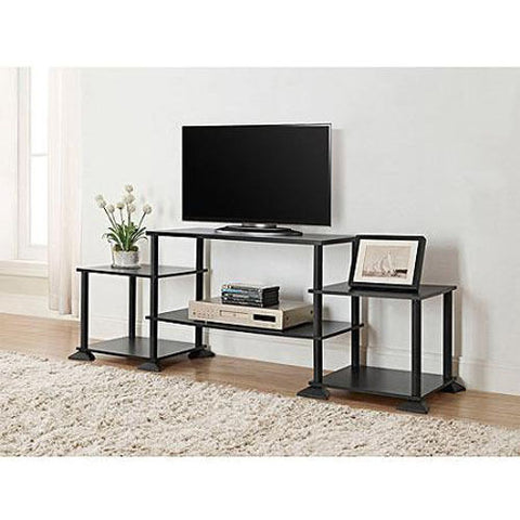 TV Stand Entertainment Furniture Console Center Media Wood for Flat Screen TV's