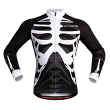 Men's Cycling Jersey Long Sleeve Outdoor Sports Bicycle Cycle Clothing Quik Dry Riding Clothes