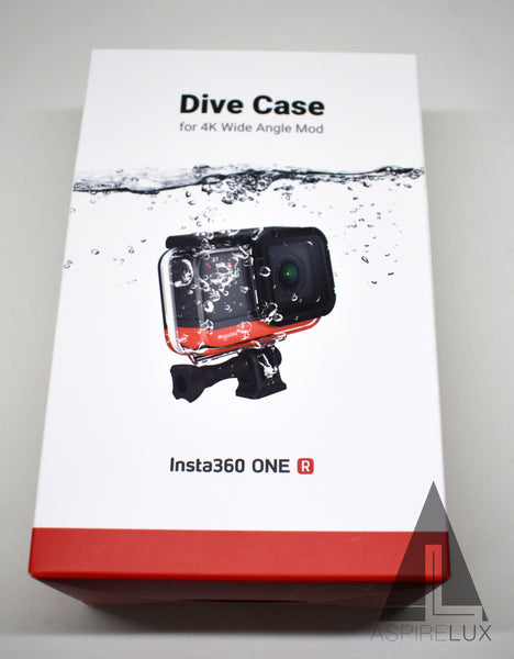 Insta360 One R Dive Case (4K Wide Angle Mod)