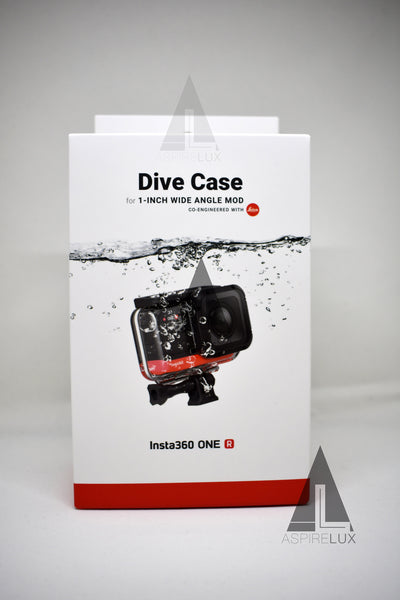 Insta360 One R Dive Case (1-Inch Wide Angle Mod)