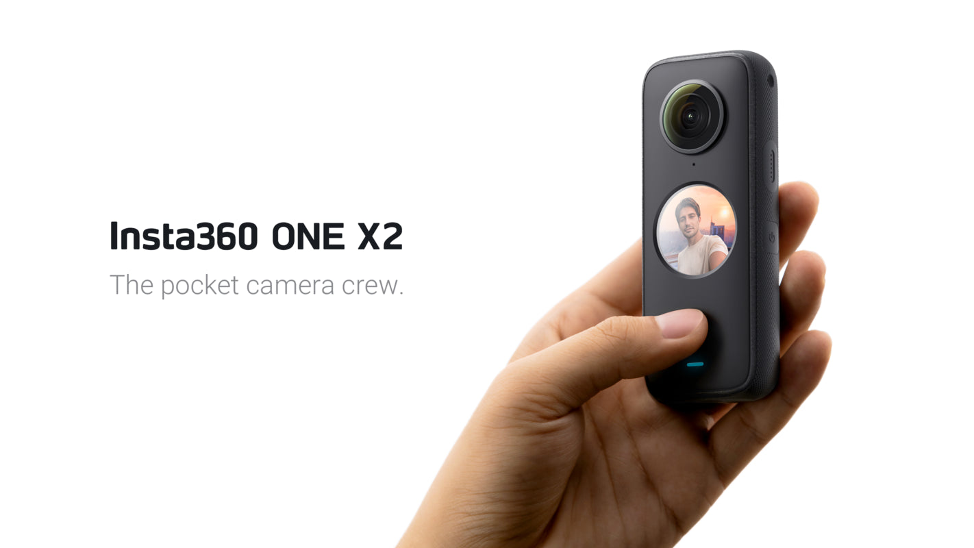Insta360 Go - World's Smallest Stabilized Camera