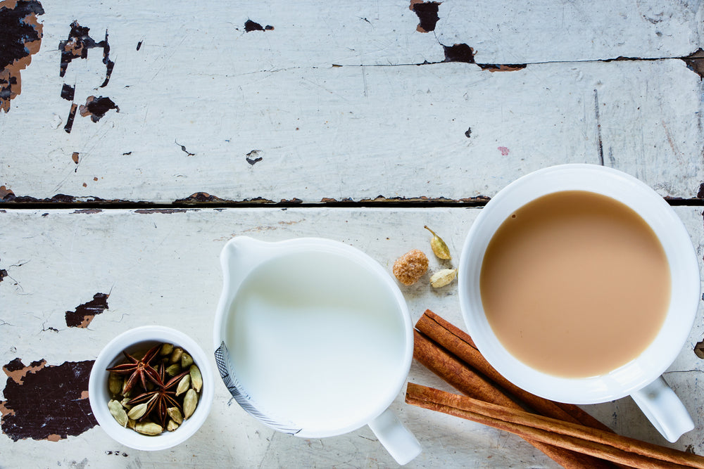 How to Brew the Perfect Chai in the comfort of your own home....
