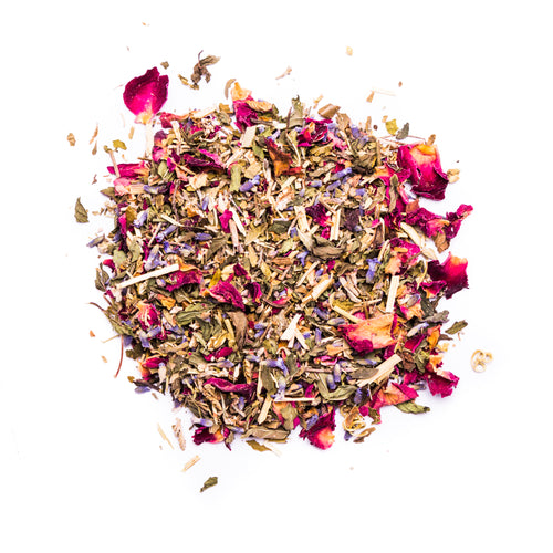 My Anxiety Tea DAY 60 Grams (30 Serves) - OrganiTea Australia