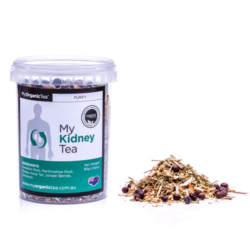 My Kidney Tea 60 Grams (30 Serves) - OrganiTea Australia