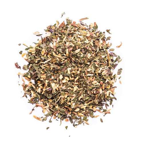 Peppermint & Licorice 50g - OrganiTea Australia