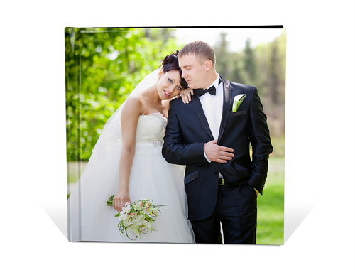 "12 x 12"" Personalised Hard Cover Photo Book (40 Pages)"