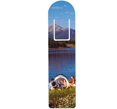 Photo Bookmark Long Rectangle 32x127mm