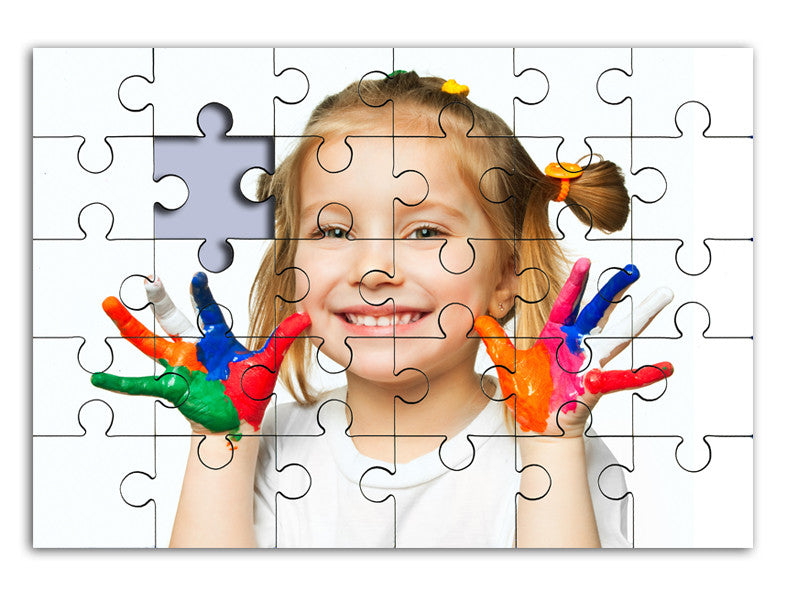 Puzzle - 30 piece - Rectangle