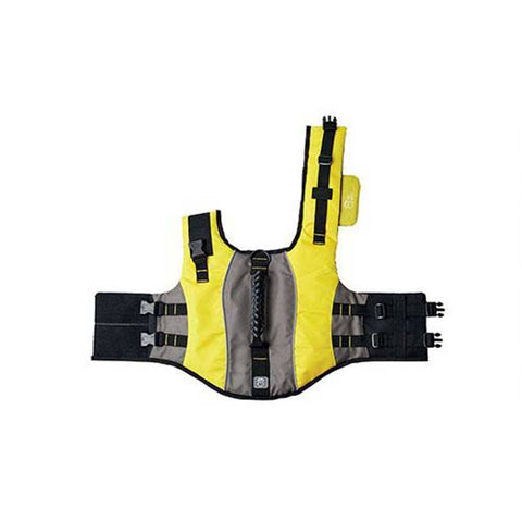 GF Pet Life Vest For Dogs (Yellow) | UnitedPetWorld.Com
