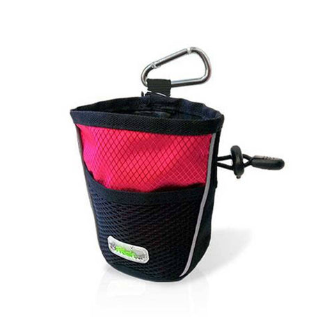 GF Pet Treat Bag (Pink) For Dogs | UnitedPetWorld.Com