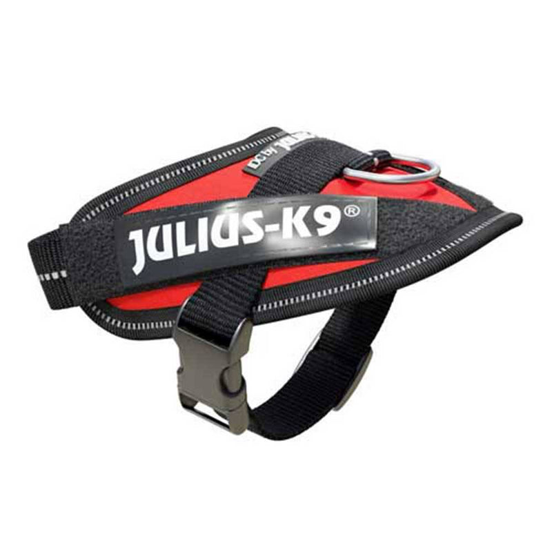Julius-K9 IDC-Powerharness For Dogs Red | Unitedpetworld.Com