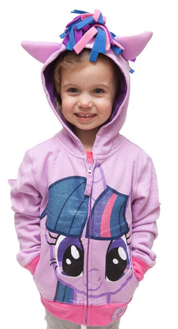 "Kids Hoodie ""My Little Pony"" Wing Sweater - Dealswelove"