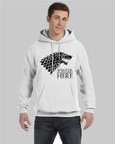 GOT Dark Unisex Hoodie Game of Thrones - Dealswelove