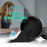 100% Natural Carbon Coco Teeth Whitening Full Kit - Dealswelove