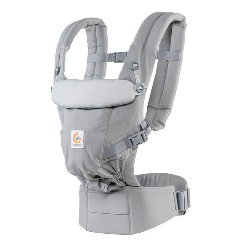 Ex-Demo Ergobaby Adapt -  Pearl Grey