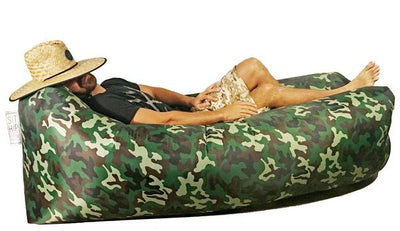 Camo - Air Lounger - The Duckling Hunter