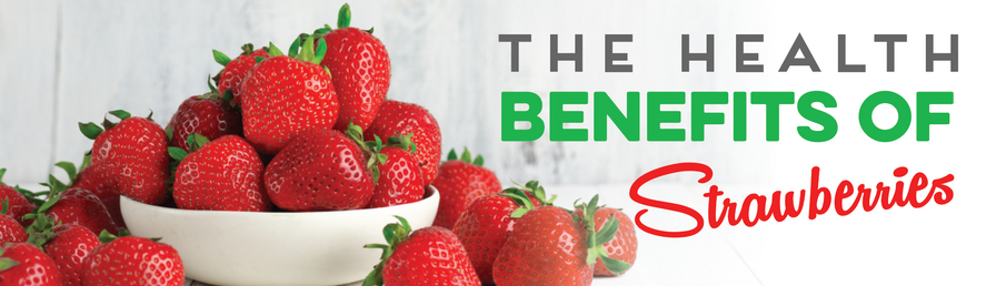 Benefits Strawberries