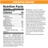 Hyburst Orange Pineapple Blast Nutritional