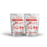 Hyburst Energy Electrolyte Real Fruit Organic Non-GMO drink Beet Berry - 2 Multiserve Bags