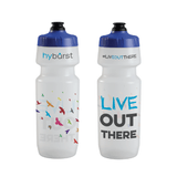 Hyburst Energy Electrolyte Real Fruit Organic Non-GMO drink HY-Performance Sports Bottle