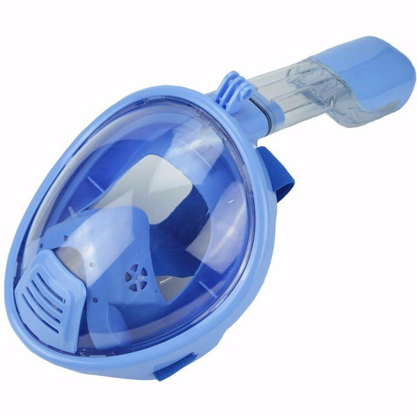 Snorkeling Warrior Mask - Kids Edition