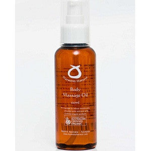 Organic Body Massage Oil