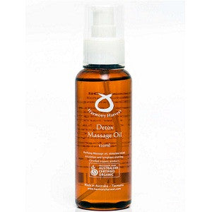 Organic Detox Body Massage Oil