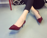 Womens Classic Patent Leather Heels