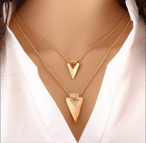 Urban Arrow Necklace Pendants