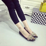 Womens Exotic Stunning Flats