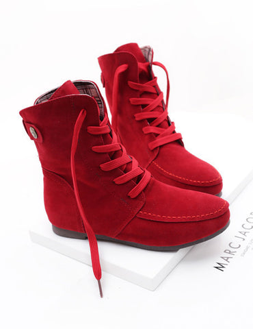 Womens Stylish Urban City Casual Boots