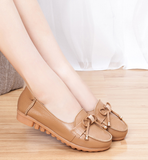 Womens Fun Casual Low Loafers