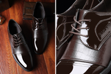 Mens Edgy Professional Dress Boot Shoes