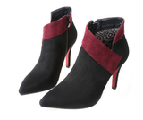 Womens Stunning Bootie Dress Heels