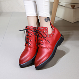 Womens Edgy Ankle Cut City Boots