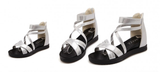 Womens Stunning Strapped Wedge Sandals