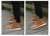 Mens Cool High-Top Casual Boots