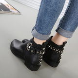 Womens Super Edgy Casual Boots