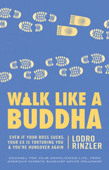 Sea Yogi - Walk Like Buddha - Lodro Rinzler - Online Yoga Shop