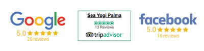 Sea Yogi reviews and testimonials for yoga clothes shop