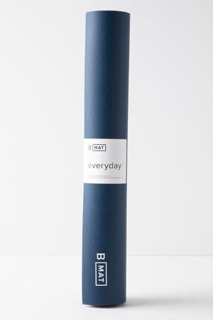 B YOGA // B MAT EVERYDAY -  4mm - DEEP BLUE