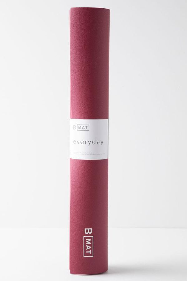 B YOGA // B MAT EVERYDAY -  4mm - EARTH ROSE
