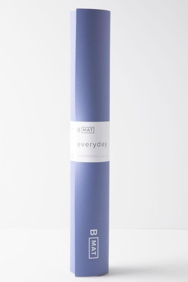 B YOGA // B MAT EVERYDAY -  4mm - MORNING BLUE