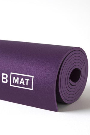 B YOGA // B MAT STRONG -  6mm - DEEP PURPLE
